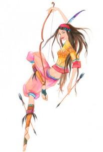 Horoscope femme Sagittaire 2014